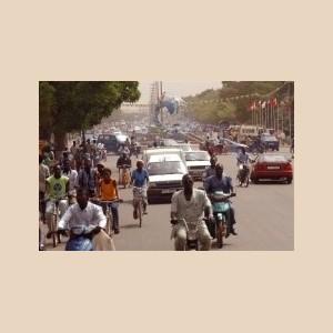 ouagadougou tour de ville
